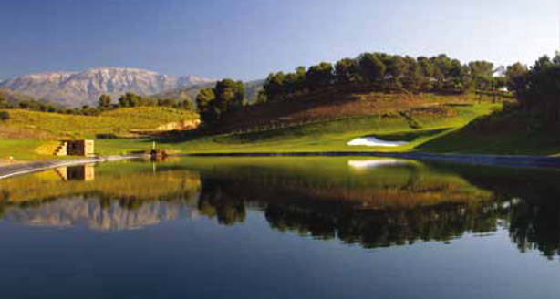 Baviera Golf Club, Costa del Sol golf course