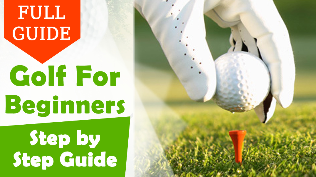 Golf tips for beginners: helpful tips for rookie players.